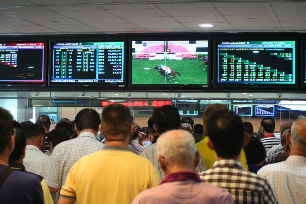 scommesse al betting shop